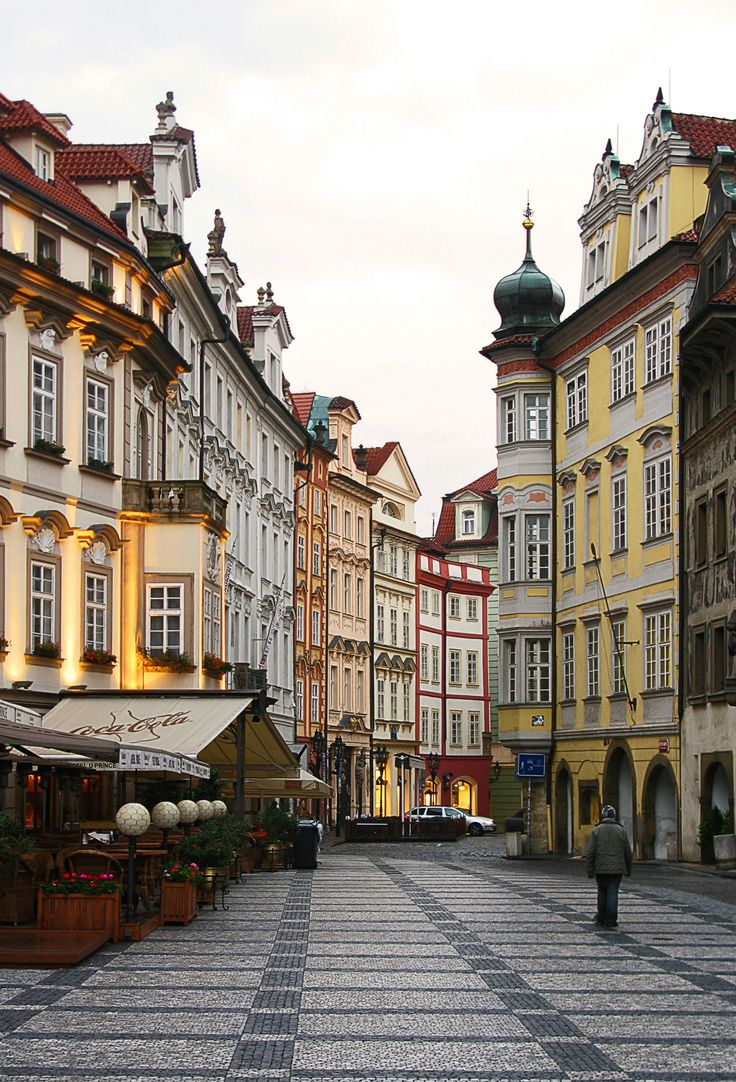 Praga, República Checa / Prague, Czech Republic