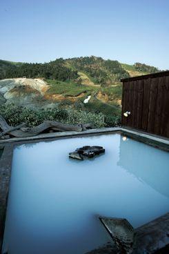 Manza onsen 万座温泉 (hot springs) —Gunma prefecture