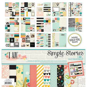 Simple Stories > I Am > I Am Collection Kit - Simple Stories: A Cherry On Top