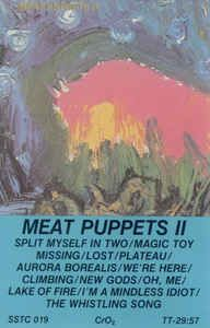 Meat Puppets - Meat Puppets II: buy Cass, Album at Discogs