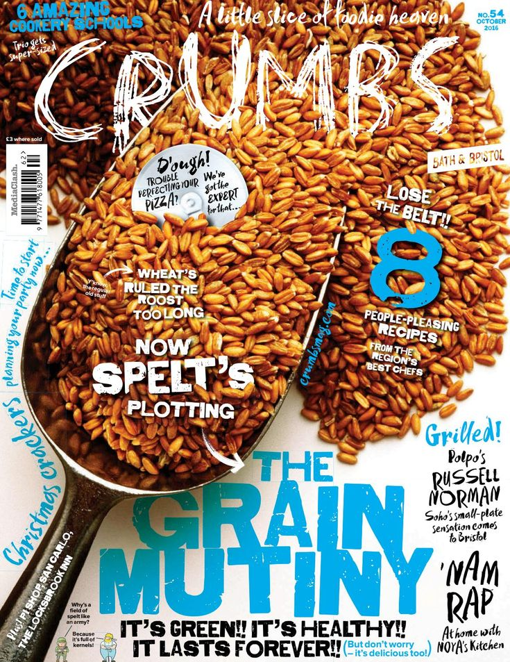Crumbs Bath and Bristol - issue 54