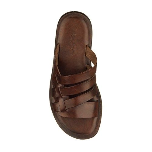 To Boot New York: Men's Miguel Sandal in Brown