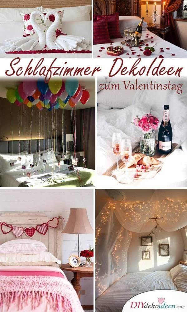 38 Genial Ideen Für Deko Im Schlafzimmer DEKO Pinterest