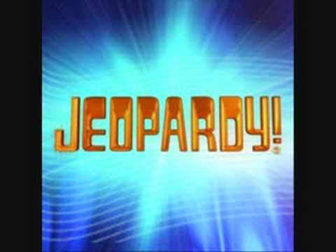 Jeopardy Theme - for when you need to give them a timer to complete a problem