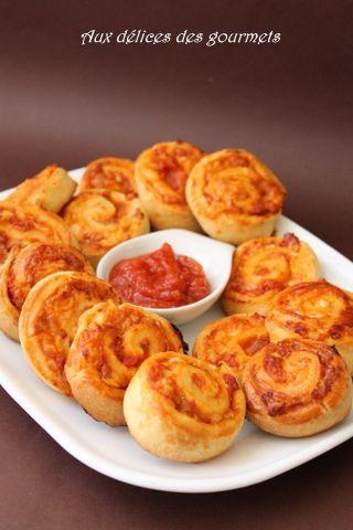 pizza escargot