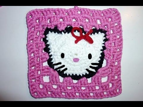 Hello Kitty granny how to video clip, Lovin' the ladies fast work! She rocks. I love ALL her videos. Enjoy share, I did xox