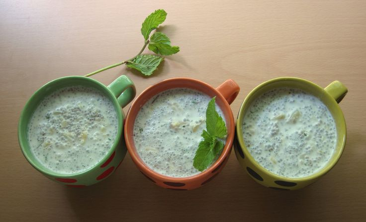 Pineapple Mint Chia Desserts June 14, 2014 By Meagan 1 Comment