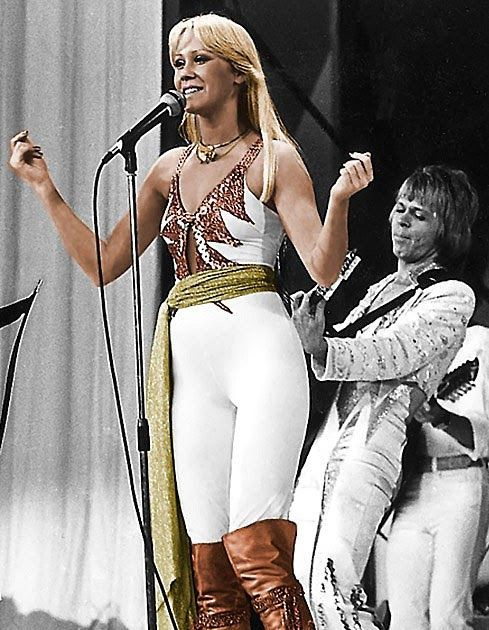 How can you listen to Abba music online?