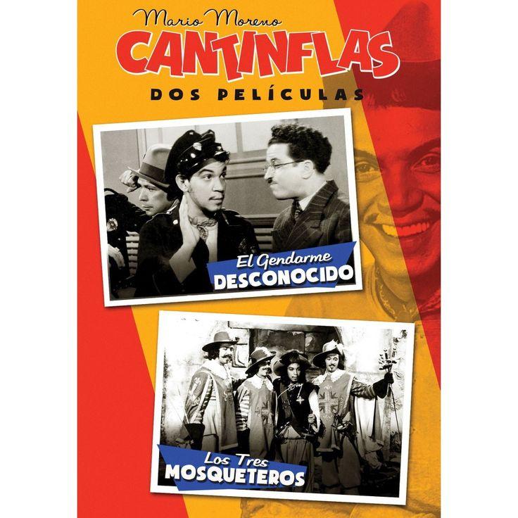 Cantinflas: El Gendarme Desconocido/Los Tres Mosqueteros