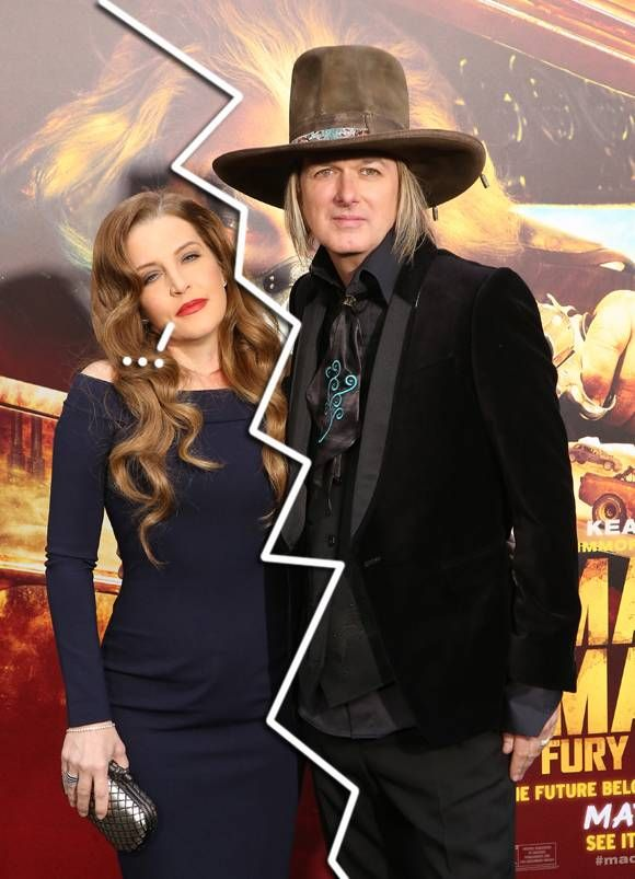 Lisa Marie Presley Has Reportedly Entered Rehab Amid Her Messy Separation From Husband Michael Lockwood