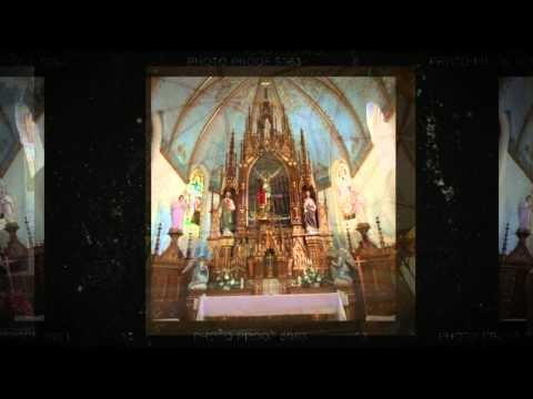 Best Painted Churches Tour Schulenburg Texas YouTube
