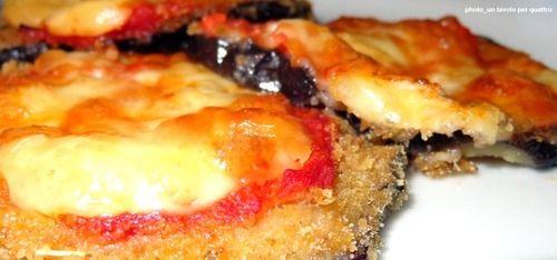 YourAbruzzo • Melanzane al forno alla pizzaiola