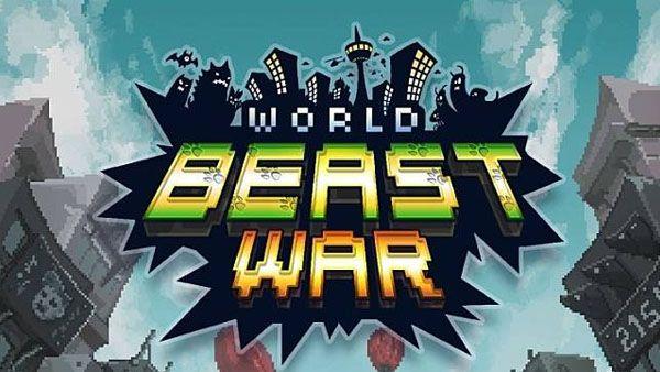 World Beast War V1 046 Apk Mod Infinite Money