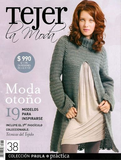 Tejer La Moda 38 - Genoveva Ferruzola - Álbuns Web Picasa