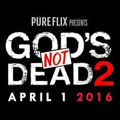 God's Not Dead 2 - Christian Movie/Film by Pure Flix - For more info, Check out Christian Film Database: CFDb - http://www.christianfilmdatabase.com/review/gods-dead-2/
