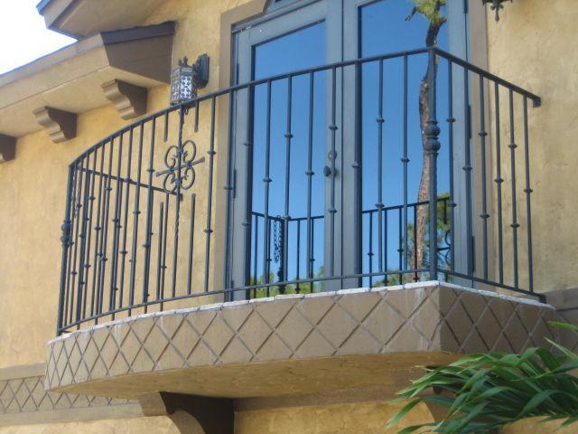 New Railing for Balcony