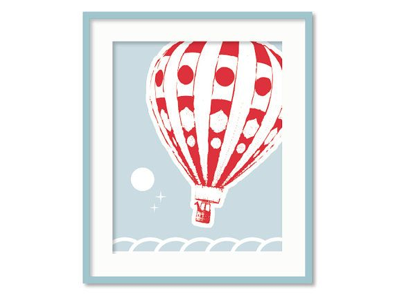 1000 images about hot air balloons on pinterest hot air balloon boys bedroom decor and the park - Bedroom decorating with balloons ...