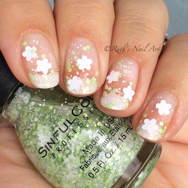 """Shamrockin'"" by Sinful Colors #ruthsnailart #nailswatch"