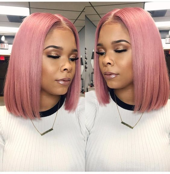 31 Weave Hairstyles For Summer 2018 Short And Long P Nk Lay D
