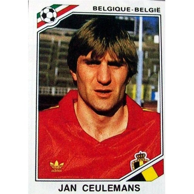 Jan #Ceulemans #Belgio 1986