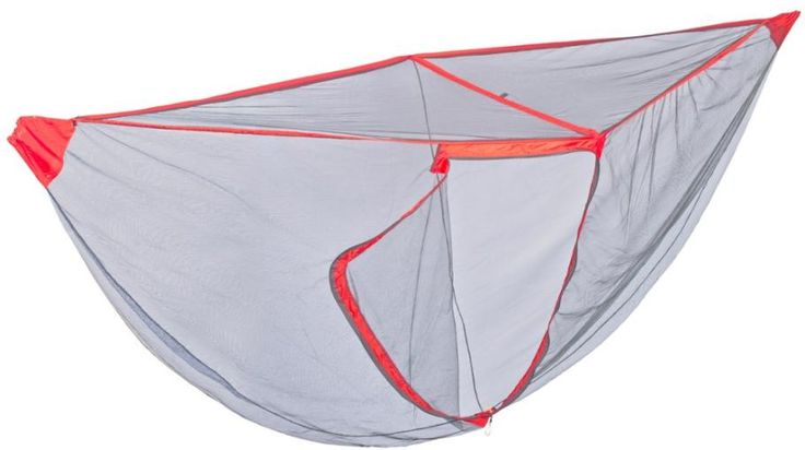 Suspend yourself in bug-free bliss with the Sea to Summit Hammock bug net. A collapsible spreader pole offers maximum interior space and is fast and easy to set up. Available at REI, 100% Satisfaction Guaranteed.