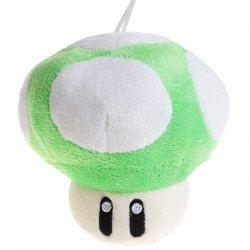 $3.50 Fashion Mushroom Pendant Dolls/Decorations with Suck - Green