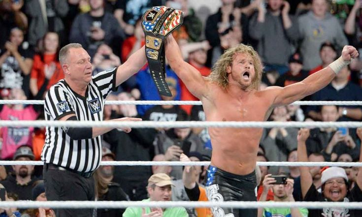 Title Change In the WWE Clash of Champions 2017 Opener (Photos, Videos)  ||  Title Change In the WWE Clash of Champions 2017 Opener (Photos, Videos)  by Vijayabalaji Dec 18, 2017  Dolph Ziggler defeated champion Baron Corbin and Bobby Roode in a Triple Threat at tonight's WWE Clash of Champions 2017 pay-per-view to become the new WWE United States Champion.  Ziggler is now a two-time US…