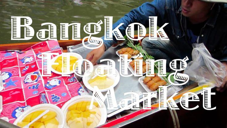Bangkok Thailand Part 4 Floating Markets \\ Calypso Ladyboy Cabaret