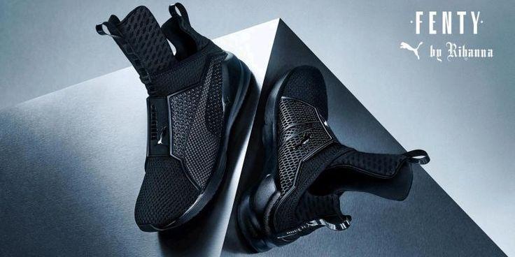 Fenty Puma by Rihanna - Puma zaskakuje nas swoją najnowszą kolekcją zaprojektowaną i promowaną przez znaną piosenkarkę z Barbadaosu- Rihannę. Ze względu na ukierunkowanie marki, artystka stworzyła linię ubrań o charakterze sportowo miejskim, w której znajdziemy luźne spodnie dresowe ze …