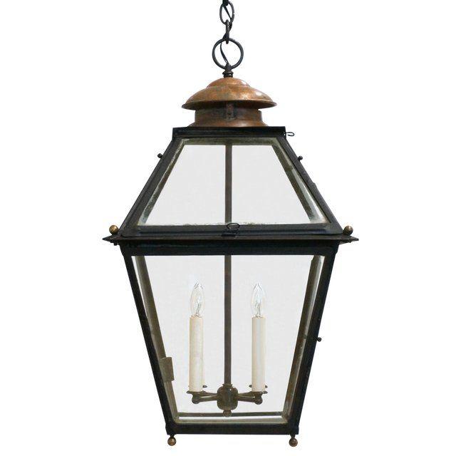 Chairish Copper Lantern Copper Lighting 19th Century Lanterns