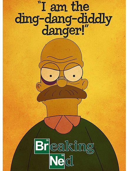 7 Great Pieces of Breaking Bad Fan Art| Primetime Emmy Awards 2014, Breaking Bad, Around the Web, Aaron Paul, Anna Gunn, Bryan Cranston