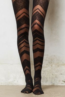 Chevron Lace Tights http://rstyle.me/~1bs54