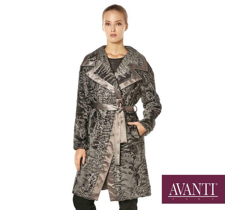 AVAVNTI FURS - MODEL: ARTEMISIA 3Z SWAKARA JACKET Double Face #avantifurs #fur #fashion #fox #luxury #musthave #мех #шуба #стиль #норка #зима #красота #мода #topfurexperts