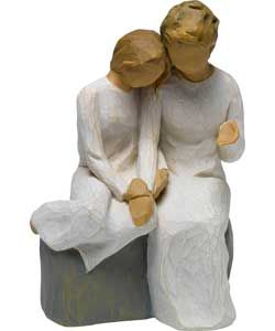 Willow Tree Figurine - With My Grandmother.