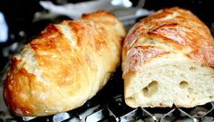 Fotopostup: Rýchly chlieb bez miesenia