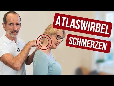 Atlaskorrektur - Diese Übungen können bei HWS-Schmerzen helfen | Liebscher & Bracht - YouTube