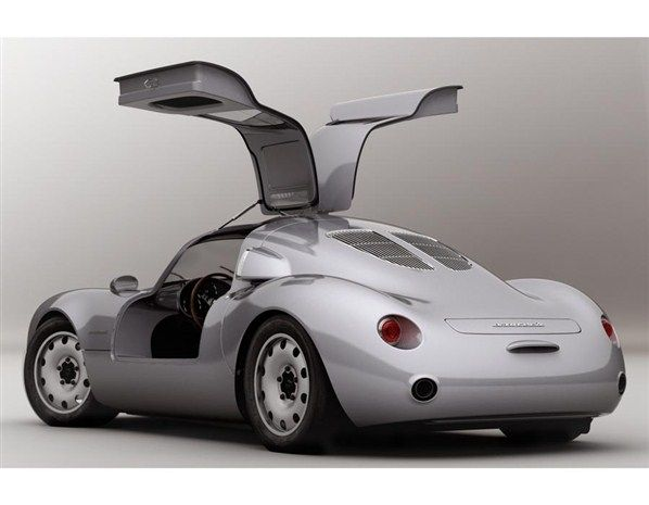 2012 Vintech P550 Tribute, inspired by the Porsche 550