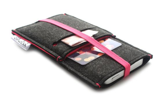 iPhone 6 Plus Sleeve iPhone 6 Case iPhone 5s/ 5/ 5C/4S/4 by Bholsa