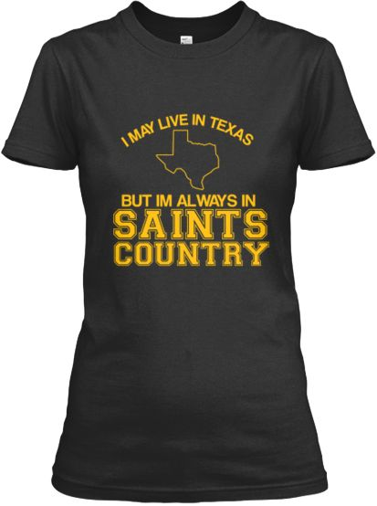 Saints Country-ONLY 2 DAYS LEFT!!