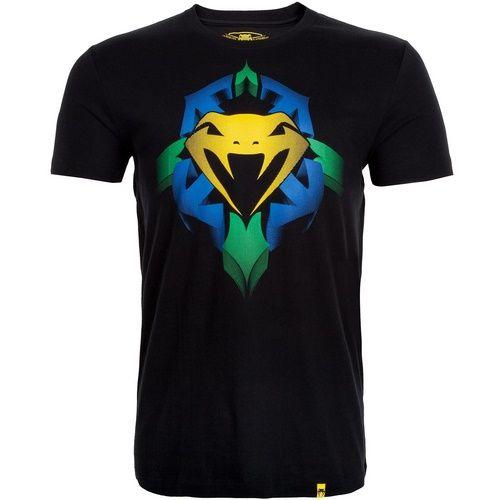 T-Shirt VENUM SNAKE SHIELD MMA Grapling