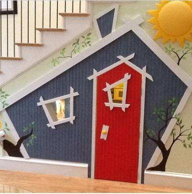 hopskoch: A sunny indoor playhouse