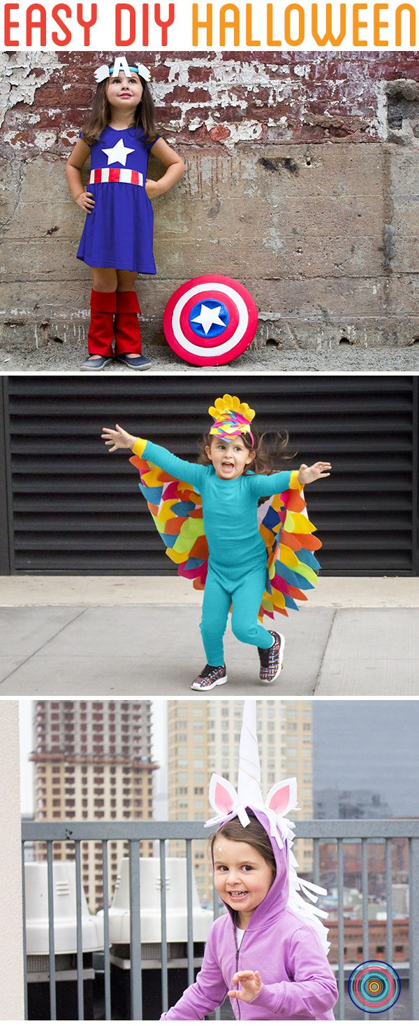 Start your DIY kids costume with Primary.com's super soft PJs in brilliant colors. Perfectly cozy from trick-or-treating to bedtime, and they can wear them again! Primary is the new go-to for baby and kids solid basics in awesome colors and super soft fabrics, all under $25. For Halloween and always. Enjoy 25% off your first order with code PIN25PCT.