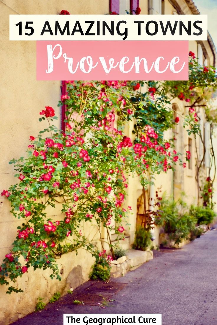 Gorgeous Villages In The Luberon Valley Of Provence In 2020 Europe Travel France Travel Guide Europe Travel Tips