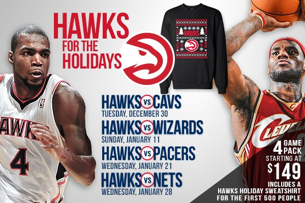 Hawks for the Holiday Cyber Monday Offers