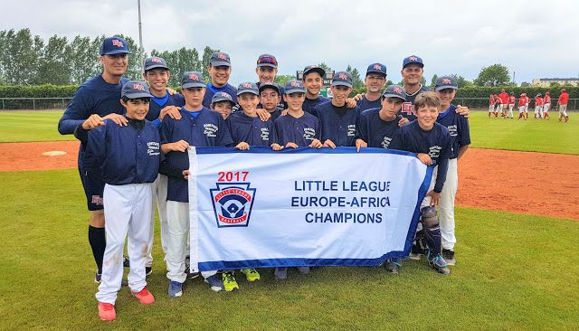 Little League News: Emilia Little League from Emilia, Italy, Wins the #LLWS