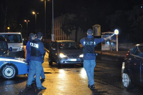 Frosinone, controlli serrati della Polizia  http://www.parisnews.it/leggiCronaca.php?id=409