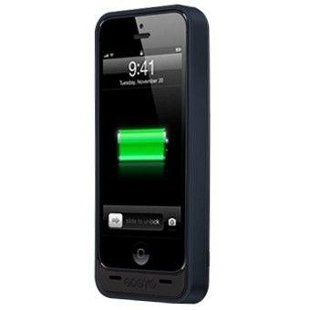 Чехол-аккумулятор #ODOYO для iPhone 5/5s. Способен продлить время работы телефона более чем в два раза. Чехол обладает встроенным аккумулятором на 2200mAh. Теперь #iPhone не разрядится в самый неподходящий момент.