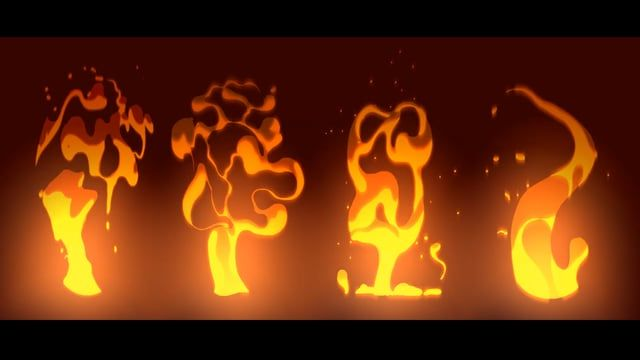 2D animation Smoke FX Using tool:Adobe Flash By Ivan Boyko