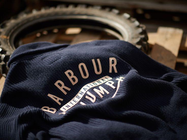 Blouson Barbour Triumph