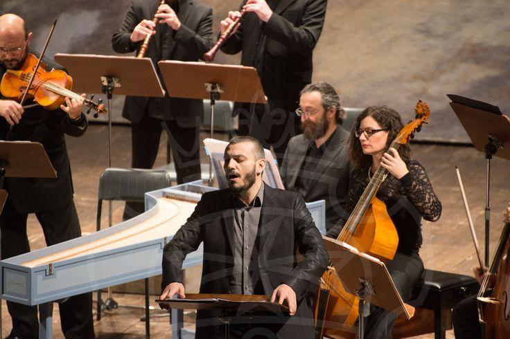 3 febbraio 2015: Concerto de' Cavalieri http://bit.ly/1Kr3ZtL Foto di Giandonato Tartarelli